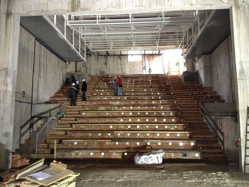 Proscenium - Teatro-Cine Imperial de Loja