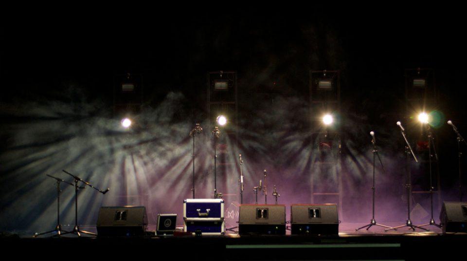 Proscenium - Gestión de escenarios para espectáculos y festivales
