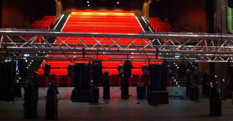 Proscenium - Gestión Técnica de Espacios y Eventos