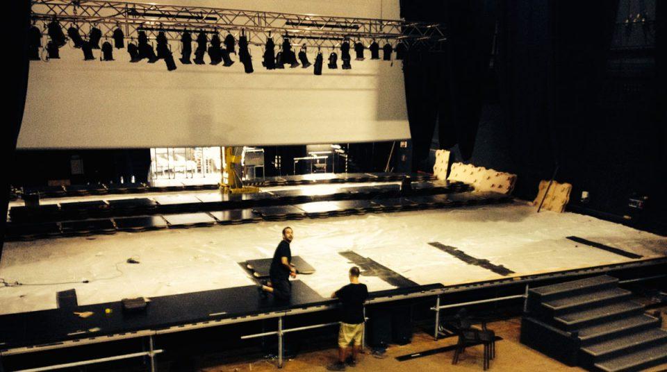 Proscenium -Equipamiento escénico