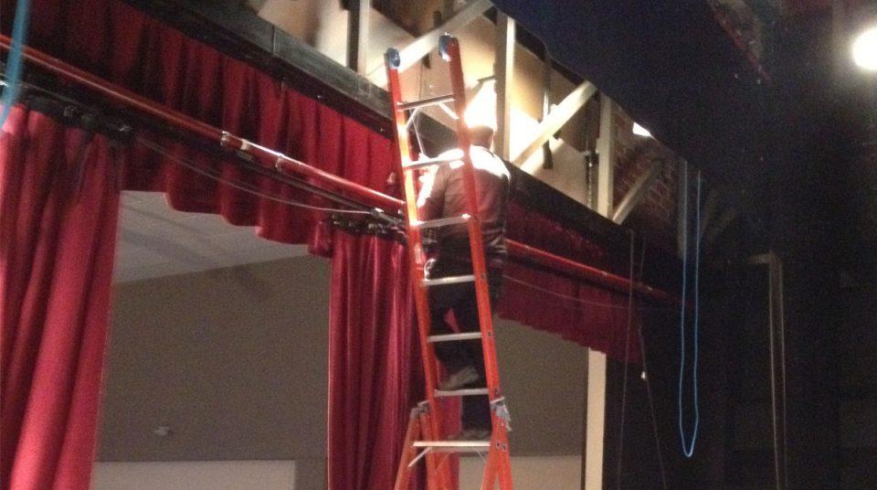 Proscenium - Equipamiento Escenico