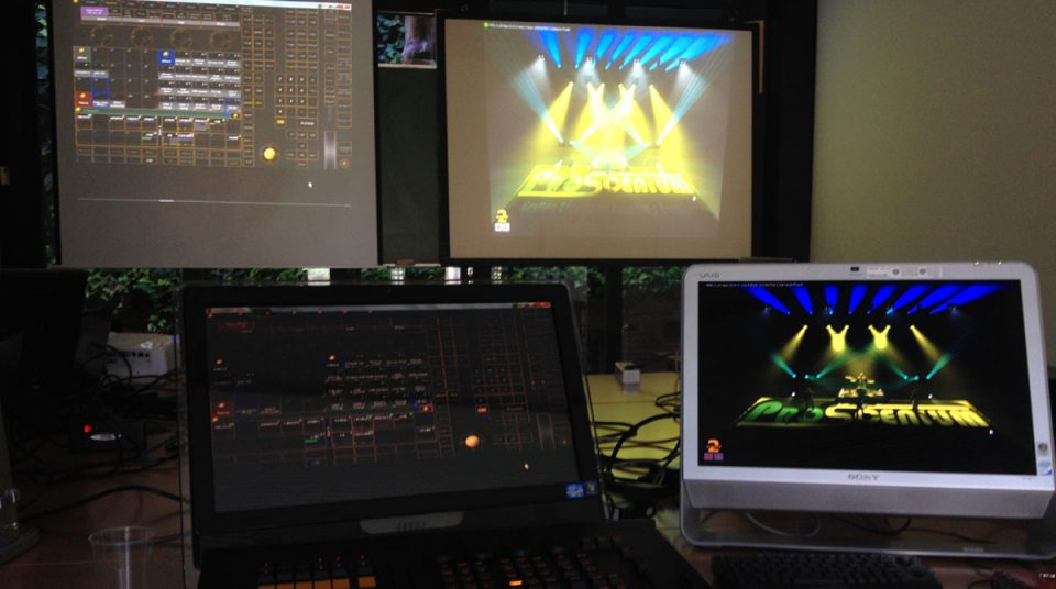Proscenium - Formación y docencia